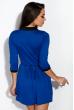 Платье 110P369 электрик