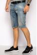 Бриджи джинсовые 134p4431-3 светло-синий
