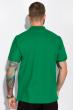 Костюм (поло и шорты) 159P101 зелено-черный