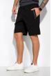 Костюм (поло и шорты) 159P101 серо-черный
