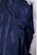 Стеганный пуховик 120PSKL5231 темно-синий