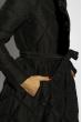 Стеганный пуховик 120PSKL5231 черный