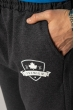 Бриджи Premium 85F443 серый меланж