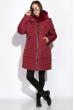 Куртка женская 131PM102 бордовый