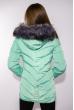 Куртка женская 120PSKL8018-1 мятный