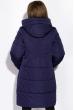 Куртка женская 131PM251 темно-синий