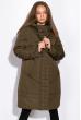 Куртка женская 131PM251 хаки