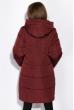 Куртка женская 131PM251 бордовый