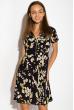 Платье женское 964K021 черный