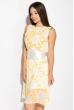 Платье женское 964K022 лимонный
