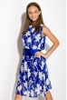 Платье женское 964K027 индиго