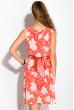 Платье женское 964K027 коралловый