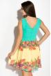 Платье женское 964K028 мятно-желтый