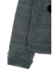 Свитер с помпонами 103P451 junior сизый