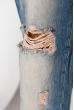 Джинсы женские 08P147 голубой