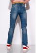 Джинсы женские 120PEL009 светло-синий