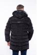 Куртка стеганая 162P035 черный