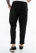 Стильные мужские брюки 158P4808 черный
