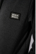 Кофта спортивная женская 85F10150-6 с капюшоном графит