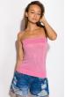 Топ женский 108P015 розово-сиреневый
