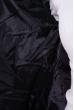Куртка с пайетками на карманах 120PSKL6235 черный
