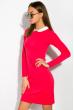 Платье 110P353-1 коралловый