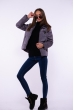 Куртка женская 184P002 серый