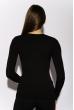 Джемпер женский однотонный 618F110 черный