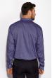 Рубашка классическая 511F013 джинс