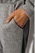 Костюм женский спорт 103P429 серый