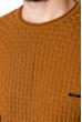 Джемпер 520F001 светло-коричневый