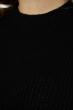 Платье трикотажное 615F2035 черный