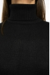 Гольф женский однотонный 613F002 черный