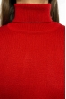 Гольф женский однотонный 613F002 красный