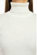 Гольф женский однотонный 613F002 белый