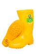 Сапоги 160P33 junior желтый