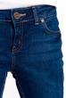Джинсы женские 148P008 зауженные синий