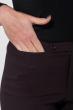 Брюки женские офисный стиль 289V001-2 коричневый