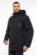 Куртка с капюшоном 191P953 темно-синий
