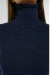 Платье-гольф 710F2020-05 темно-синий