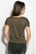 Блуза женская 516F480-1 хаки