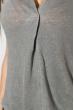 Блуза женская 516F480 сизый
