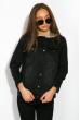 Куртка женская 120PEL005 черный