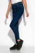 Джинсы женские 120P418 синий