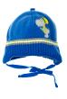 Шапка детская с нашивкой «Дракончик» 65P15-046 junior синий