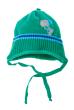 Шапка детская с нашивкой «Дракончик» 65P15-046 junior зеленый