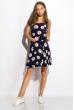 Платье женское 120P141-1 чернильный