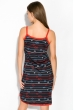 Ночная рубашка женская 107P2719 темно-синий