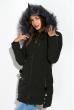 Куртка женская 120P1969 черный