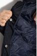 Женская куртка с хомутом 120PSKL9082 чернильный